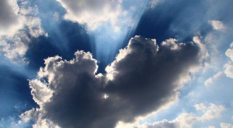 Vjetrovito i iznadprosječno toplo, Meteoalarm izdao upozorenja
