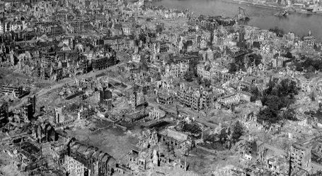 Obilježava se 75. godišnjica bombardiranja Dresdena