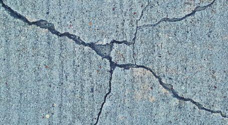 Dalmaciju danas pogodilo sedam potresa