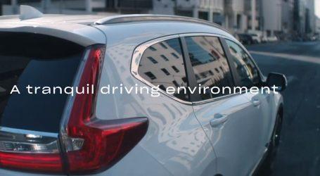 Pri niskim brzinama preporučljiva je vožnja na električni pogon