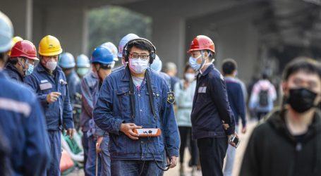 KINA: Blagi rast zaraženih koronavirusom, prvo testiranje cjepiva krajem travnja