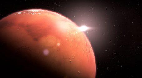 NASA otkrila brojne potrese na Marsu