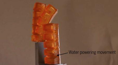 VIDEO: Interesantan pokus u području mekane robotike