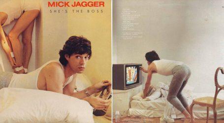 PRVI SOLO ALBUM: She's the Boss, rekao je 1985. Mick Jagger