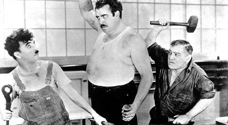 Posljednji Chaplinov nijemi film 'Moderna vremena' bio je snažna kritika povlaštenih