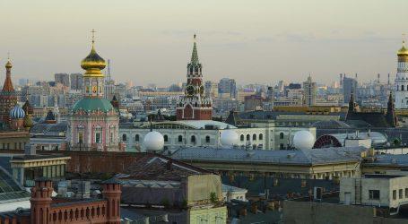 Prvi slučaj koronavirusa u Moskvi