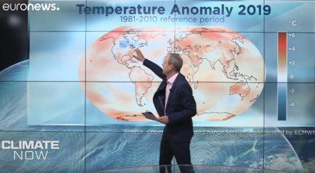 VIDEO: Najtopliji siječanj u Europi