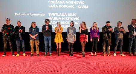 '4 RUŽE' : Na premijeri debitantskog filma redatelja Vasilija Nikitovića glumačka ekipa