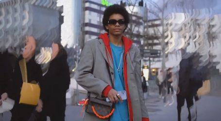 """Visoki stil """"ulične"""" mode u Parizu"""