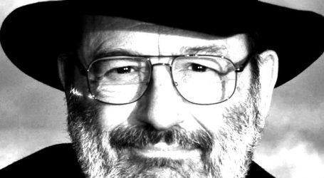 Prije četiri godine umro je Umberto Eco