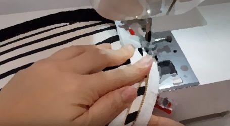 Okrugle torbice su efektni modni dodatak, pogledajte kako ih izraditi