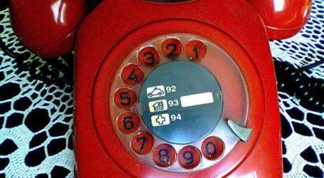 Otvara se telefonska linija  08009999 za upite građana o koronavirusu