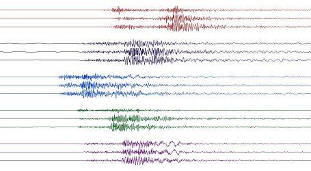 GRAFIČKI PRIKAZ: U posljednja 42 sata na području Hrvatske zabilježena 74 potresa