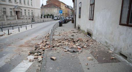 JAVNA VATROGASNA POSTROJBA: U potresu ima zatočenih osoba