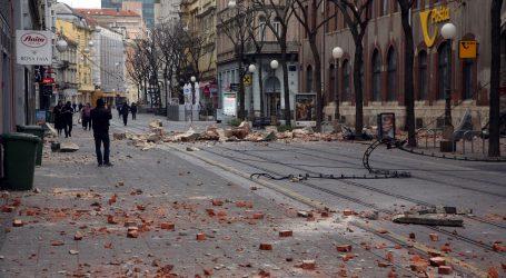 Apel građanima: Ne uzlazite u oštećene zgrade