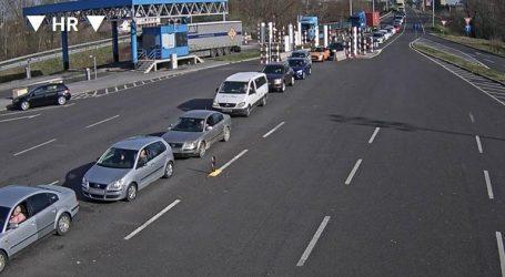 HAK: Moguće su gužve na graničnim prijelazima radi pojačane kontrole putnika