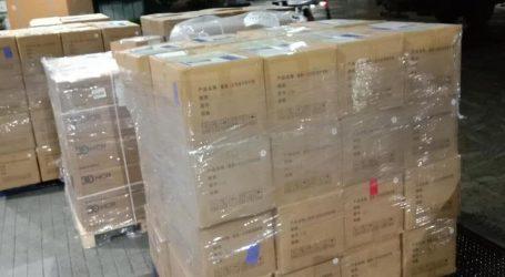 NA PUTU PREMA RH: U Šangaju noćas u zrakoplov ukrcana zaštitna oprema
