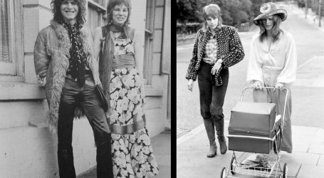 U ožujku 1970. se Angie udala za Davida Bowieja, zamalo su propustili vjenčanje