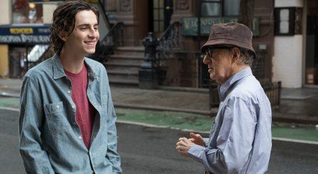 Timothée Chalamet me osudio kako bi osvojio Oscara, tvrdi Woody Allen