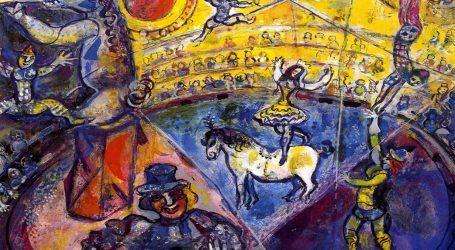 Marc Chagall je bio slikar djetinjstva