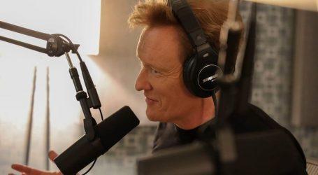 Conan O'Brien će koristiti iPhone i Skype za snimanje emisije