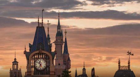 Disney zatvorio sve svoje zabavne parkove