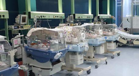 FOTO: Pogledajte kako su bebe iz Petrove sretno stigle u KB Dubrava