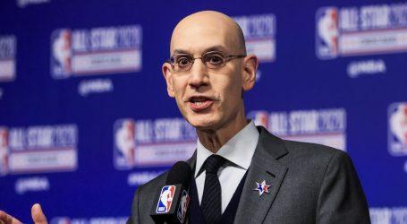 "SILVER: ""NBA bez utakmica najmanje 30 dana"""