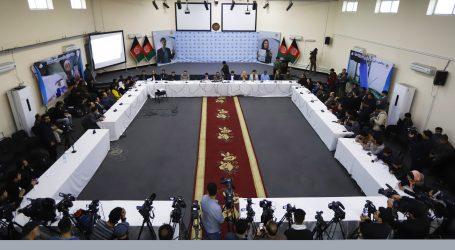 Afganistanski politički suparnici poslali paralelne pozive za inauguraciju
