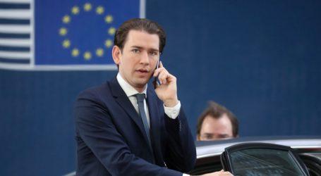 """Kurz otvaranje granice izbjeglicama nazvao """"napadom Turske na EU i Grčku"""""""