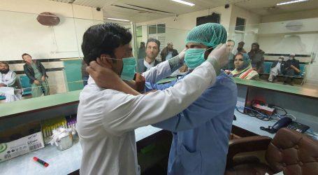 Najmanje 37 ljudi sa sumnjom na koronavirus pobjeglo iz afganistanske bolnice