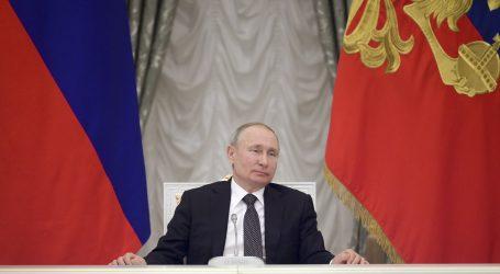MOSKVA: Putin je pod stalnom zaštitom od koronavirusa
