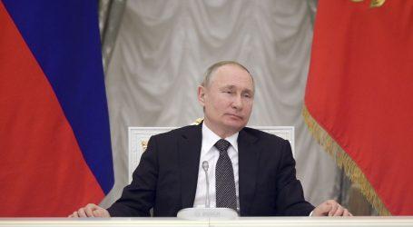 Putin proglasio neradni travanj