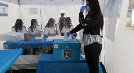 Otvorena birališta u Izraelu, izlaznost mala zbog straha od koronavirusa