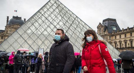 """Macron: """"Francuska rekvirirala sve zalihe zaštitnih maski za lice"""""""