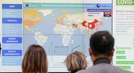 Prvi slučaj koronovirusa u jednoj od europskih agencija u Bruxellesu