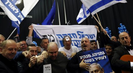 Pristaše Bennyja Gantza bijesni zbog dogovora s Netanyahuom