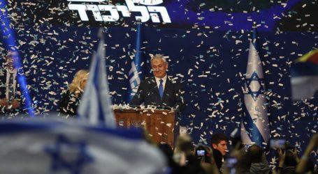 Netanyahu pobjednik izbora, povećao vodstvo ispred glavnog rivala