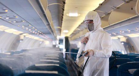 EU kaže da će i u zračnom prometu trebati socijalno distanciranje