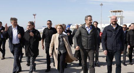 MIGRANTSKA KRIZA: Von der Leyen najavila slanje aviona, brodova, ljudstva i milijuna eura Grčkoj za obranu granica