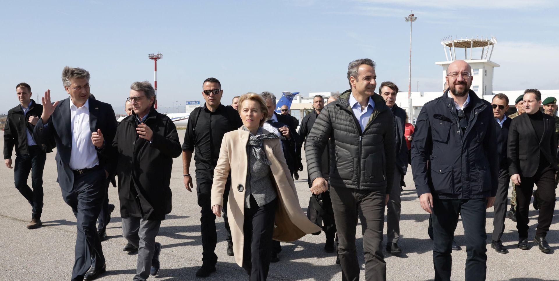 EU UPRAVO ŠALJE 88,9 MILIONA EURA POMOĆI HRVATSKOJ: 'Težak teret je pao na ovu zemlju, moramo pokazati solidarnost'