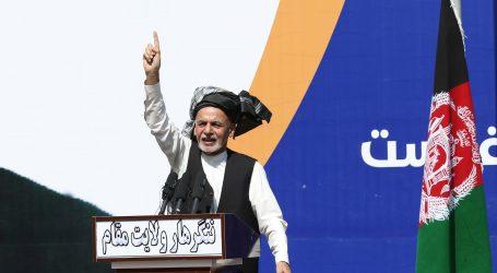 Afganistan: Ponovno izabrani predsjednik Gani odgodio inauguraciju