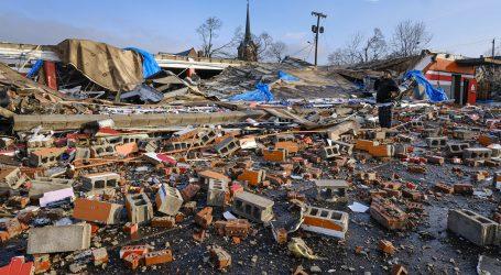 Broj poginulih u tornadima u Tennesseeju narastao na 22