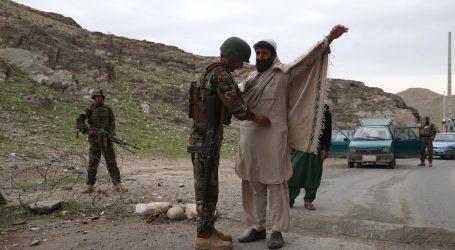 Afganistanska vlada pustit će iz zatvora 1500 talibana