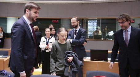 VIJEĆE EU ZA ZAŠTITU OKOLIŠA: Ministar Ćorić ugostio Gretu Thunberg