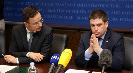 Butković i Szijjarto potpisali izjavu o jačanju gospodarske suradnje i prometnih veza