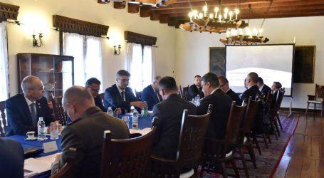 Vijeće za nacionalnu sigurnost: Razmotrene mogućnosti pružanja potpore hrvatskoj policiji