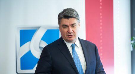 Demokrati i HSS podržavaju Milanovića, UDHOS smatra da je uvrijedio sve branitelje