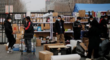 Šestero mrtvih u rušenju kineskog hotela-karantene