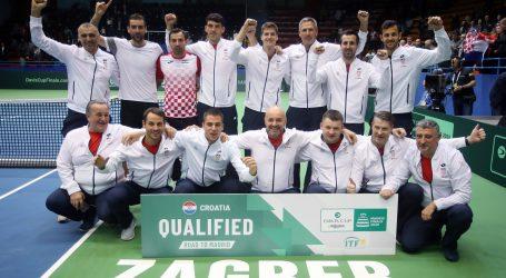 Davis Cup: Poznati svi sudionici završnice